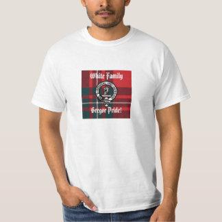 ¡Orgullo de Gregor! Apellido Camisetas