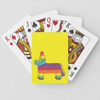 Orgullo de la fiesta de cumpleaños de la fiesta de baraja de cartas