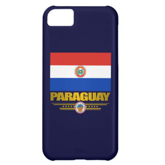 """""""Orgullo de Paraguay """" Funda Para iPhone 5C"""