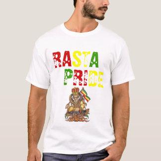 Orgullo de Rasta Camiseta