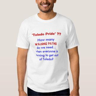 Orgullo de Toledo Camisetas