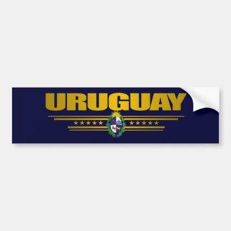 """""""Orgullo de Uruguay """" Pegatina Para Coche"""
