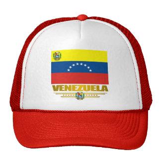 """Orgullo de Venezuela "" Gorros Bordados"