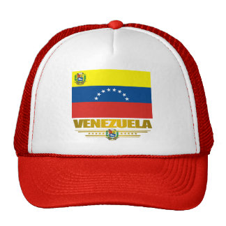 """Orgullo de Venezuela "" Gorro De Camionero"