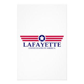 Orgullo del LA de Lafayette Papelería