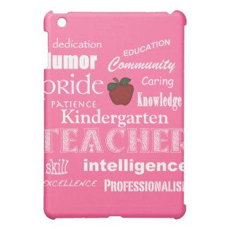 Orgullo del maestro de jardín de infancia+Apple-Ro