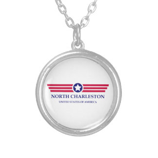 Orgullo del norte de Charleston Colgante Redondo