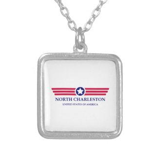 Orgullo del norte de Charleston Colgante Cuadrado