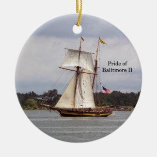 Orgullo del ornamento de Baltimore II