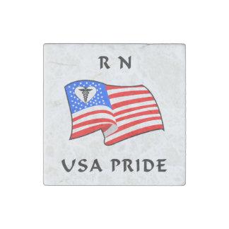 Orgullo del RN los E.E.U.U. Imán De Piedra