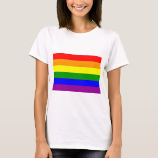 Orgullo gay camiseta