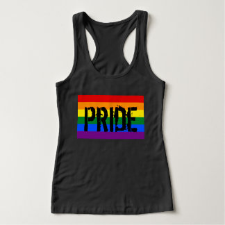 Orgullo gay camiseta con tirantes