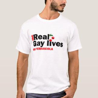 Orgullo gay de Pensacola Camiseta