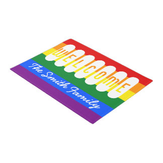 Orgullo gay lesbiano de LGBT de la bandera