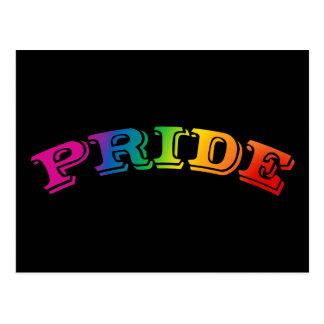 Orgullo gay postal