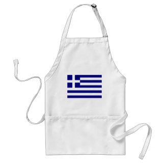 Orgullo griego delantal