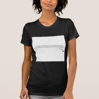 Orgullo hawaiano camiseta