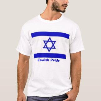Orgullo judío camiseta