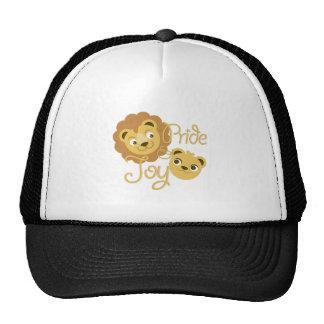 Orgullo y alegría gorras de camionero