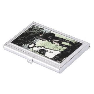 Orgullo y perjuicio caja de tarjetas de visita