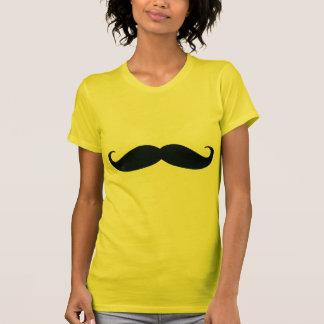 Orgulloso de mi Stache….Bigote Camiseta