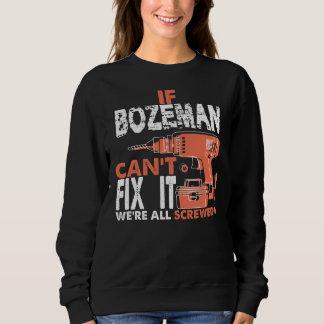 Orgulloso ser camiseta de BOZEMAN