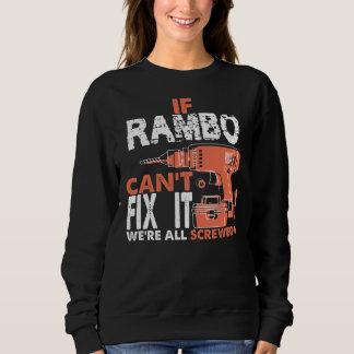 Orgulloso ser camiseta de RAMBO