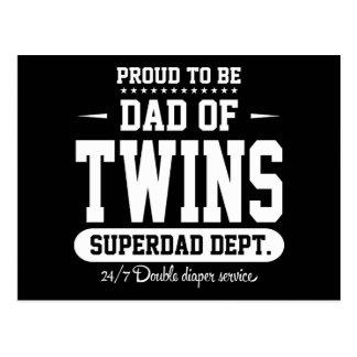 Orgulloso ser papá del departamento de Superdad de Postal