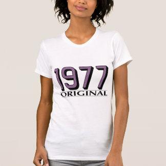 Original 1977 camisetas