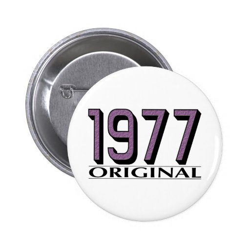 Original 1977 pins