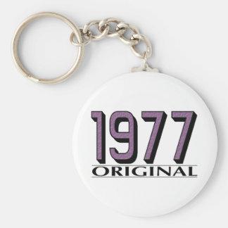 Original 1977 llaveros