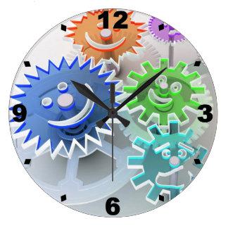 Original Clock Relojes De Pared