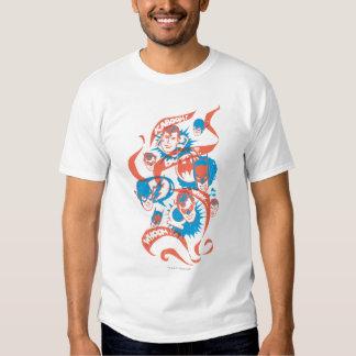 Originales de DC - explosión del logotipo Camiseta