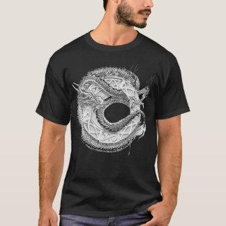 Ornamental del dragón camiseta