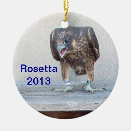 Ornamento 2013 de Rosetta Ornamentos De Navidad