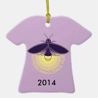 Ornamento 2014 de la conciencia del Hypersomnia Ornamentos De Reyes Magos