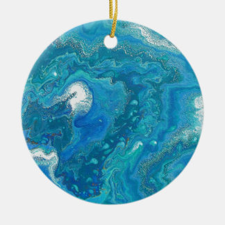 """Ornamento abstracto """"ocio """" del círculo"""
