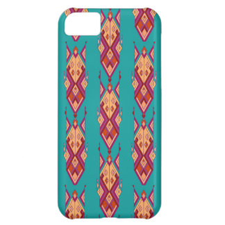 Ornamento azteca tribal étnico del vintage carcasa para iPhone 5C