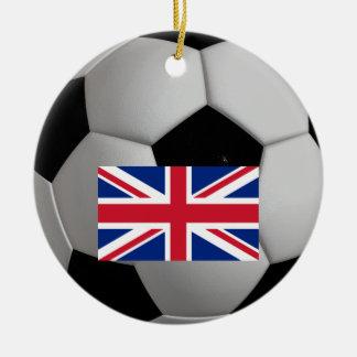 Ornamento británico del fútbol del fútbol de Union