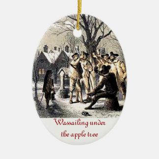 Ornamento de Apple Wassail
