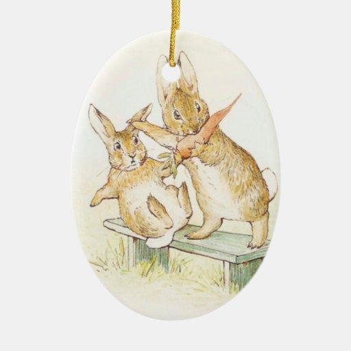 Ornamento de Beatrix Potter Ornamentos De Reyes