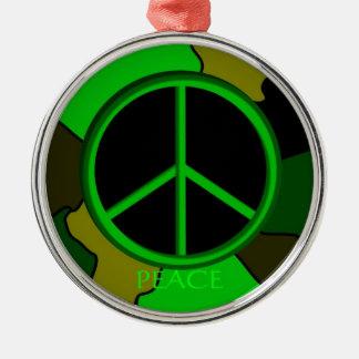 Ornamento de Camo de la paz