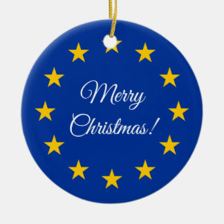Ornamento de encargo del árbol de navidad de la