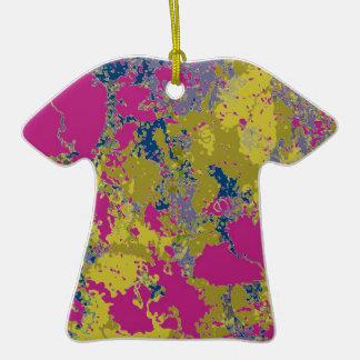 Ornamento de la camiseta de la barajadura de adorno para reyes