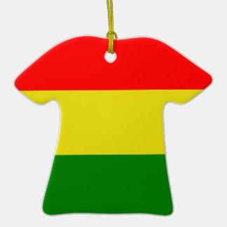 Ornamento de la camiseta de Rasta Ornato