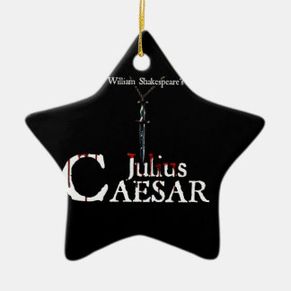 Ornamento de la estrella de Julio César