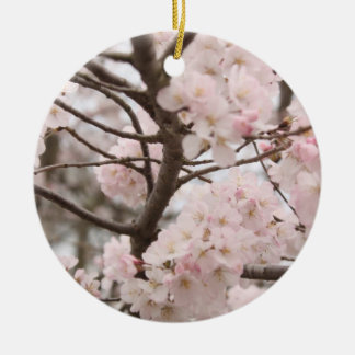 Ornamento de la flor de cerezo adorno de reyes