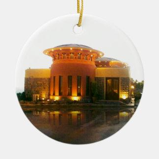 Ornamento de la fotografía del restaurante ornamente de reyes