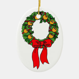 Ornamento de la guirnalda del navidad DE Ornamentos De Reyes Magos