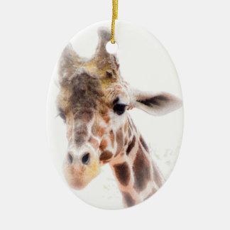 Ornamento de la jirafa